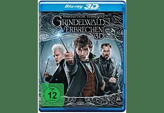 Phantastische Tierwesen Grindelwalds Verbrechen Kinofassung + Extended Cut 3D Blu-ray