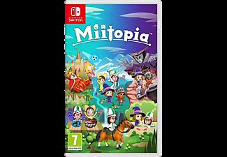 Miitopia FR Switch