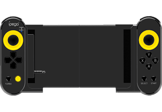 IGEPA PG-9167 Game Pad, Schwarz