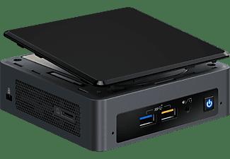 Mini PC - Intel® NUC8i3BEH, Intel® Core™ i3-8109U, 8 GB, 240 GB SSD, Iris® Plus 655 Graphics, W10, Negro
