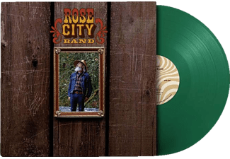 Rose City Band - Earth Trip (Forest Green)  - (LP + Download)