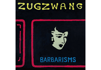 Barbarisms - Zugzwang  - (CD)