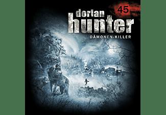 Hunter Dorian - 45: Lykanthropus  - (CD)