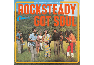 VARIOUS - Rocksteady Got Soul  - (CD)