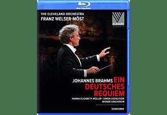 Johannes Brahms Ein deutsches Requiem Blu-ray