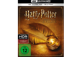 Harry Potter 4K Complete Collection (16-Discs) 4K Ultra HD Blu-ray