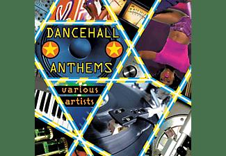 VARIOUS - Dancehall Anthems (LP)  - (Vinyl)