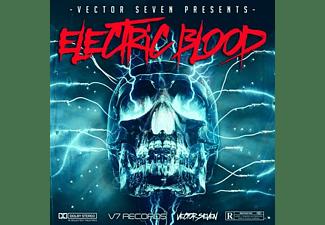 Vector Seven - ELECTRIC BLOOD  - (Vinyl)