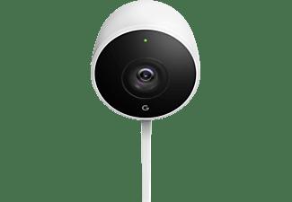 GOOGLE Nest Cam Outdoor, IP Kamera, Auflösung Video: 1080p