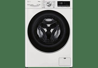 LG F2V7SLIM8E Waschmaschine (8,5 kg, 1170 U/Min., A)