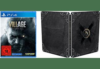 Resident Evil Village (Teil 8) (inklusive Steelbook) - NUR ONLINE - [PlayStation 4]
