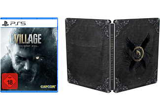 Resident Evil Village (Teil 8) (inklusive Steelbook) - NUR ONLINE - [PlayStation 5]