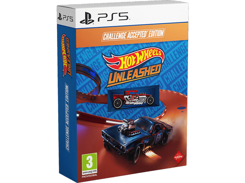 Hot Wheels: Unleashed Challenge Accepted Edition UK/FR PS5