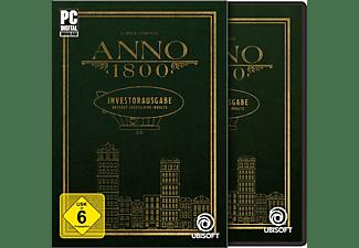 ANNO 1800 Investorausgabe (Code in der Box) - [PC]
