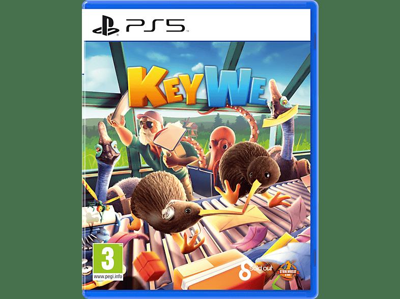 KeyWe UK/FR PS5