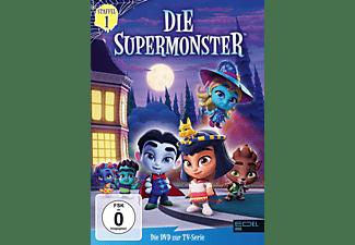 Die Supermonster Staffel 1 DVD