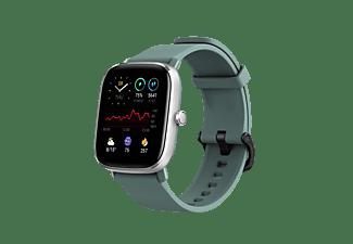 """Smartwatch - Amazfit GTS 2 Mini Sage Green, 20 mm, 1.55"""" AMOLED, Aleación de aluminio, iOS y Android, Verde"""