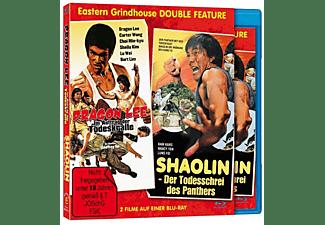 Todesschrei des Panthers / Auftrag der Todeskralle Blu-ray