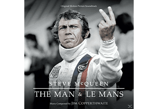 Jim Copperthwaite - Steve Mcqueen: the Man & le Mans  - (CD)