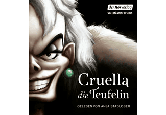 Disney - Villains - Cruella,die Teufelin  - (CD)