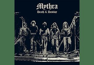Mythra - DEATH AND DESTINY-4OTH ANNIVERSARY (SILVER VINYL)  - (Vinyl)