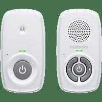 MOTOROLA Audio Babyphone Weiß MBP21