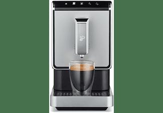 TCHIBO 519681 Esperto Caffè incl. 1kg Barista Kaffeebohnen Kaffeevollautomat Silber