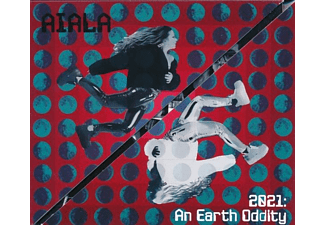 Aiala - An Earth oddity  - (CD)