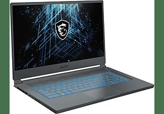 MSI STEALTH 15M A11UEK-024, Gaming Notebook mit 15,6 Zoll Display, Intel® Core™ i7 Prozessor, 16 GB RAM, 1 TB SSD, GeForce RTX™ 3060, Carbon-Grau