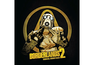 OST/VARIOUS - Borderlands 2 (Remastered LP)  - (Vinyl)