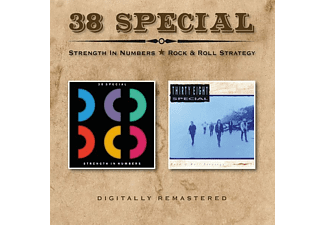 Thirty Eight Special - Strength In Numbers/Rock And Roll Strategy  - (CD)