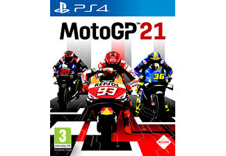 MotoGP 21 UK/FR PS4