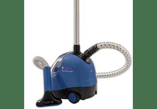 SINGER Steamworks Classic Blue Dampfglätter (1500 Watt, Bügelsohle aus Edelstahl)