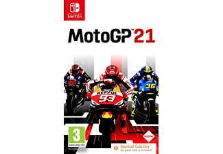 MotoGP 21 UK/FR Switch