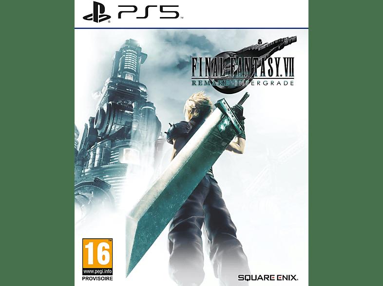 Final Fantasy VII Remake Integrade FR/UK PS5