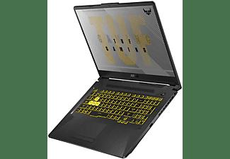 ASUS TUF Gaming FA706IU-H7241T, Notebook mit 17,3 Zoll Display, AMD Ryzen™ 9 Prozessor, 16 GB RAM, 512 GB SSD, NVIDIA® GeForce® GTX 1660 Ti, Grau
