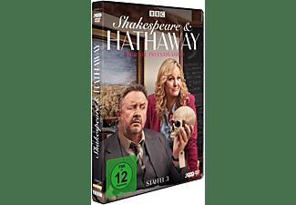 Shakespeare & Hathaway: Private Investigators - Staffel 3 DVD
