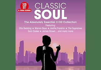 VARIOUS - Classic Soul  - (CD)