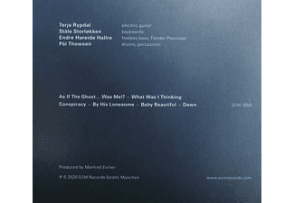 Terje Rypdal - CONSPIRACY  - (CD)
