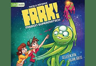 Nicole Röndigs - FRRK! Mission Supermatsch  - (CD)