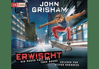 Grisham John - Erwischt: ein neuer Fall für Theo Boone  - (CD)