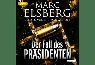 Elsberg Marc - Der Fall des Präsidenten  - (MP3-CD)