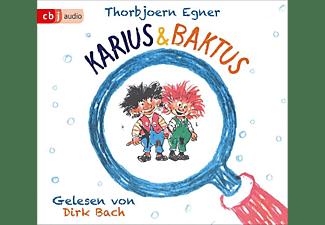 Thorbjoern Egner - Karius und Baktus  - (CD)