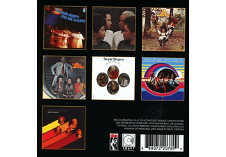 The Staple Singers - COME GO WITH ME THE STAX COLLECTION (LTD.)  - (CD)