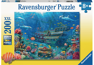 RAVENSBURGER Versunkenes Schiff Puzzle Mehrfarbig