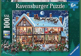 RAVENSBURGER Weihnachten zu Hause Puzzle Mehrfarbig