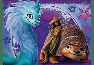 RAVENSBURGER Die fantastische Welt von Raya Puzzle Mehrfarbig