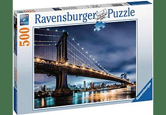RAVENSBURGER New York - die Stadt, die niemals schläft Erwachsenenpuzzle Mehrfarbig