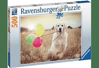 RAVENSBURGER Luftballonparty Erwachsenenpuzzle Mehrfarbig