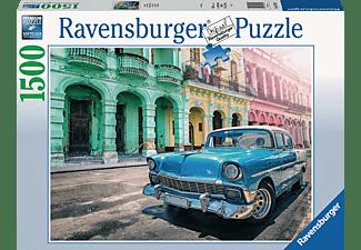 RAVENSBURGER Cars Cuba Erwachsenenpuzzle Mehrfarbig